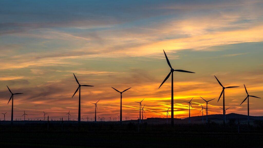 eolico transizione energetica
