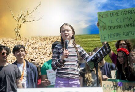 giovani cambiamenti climatici