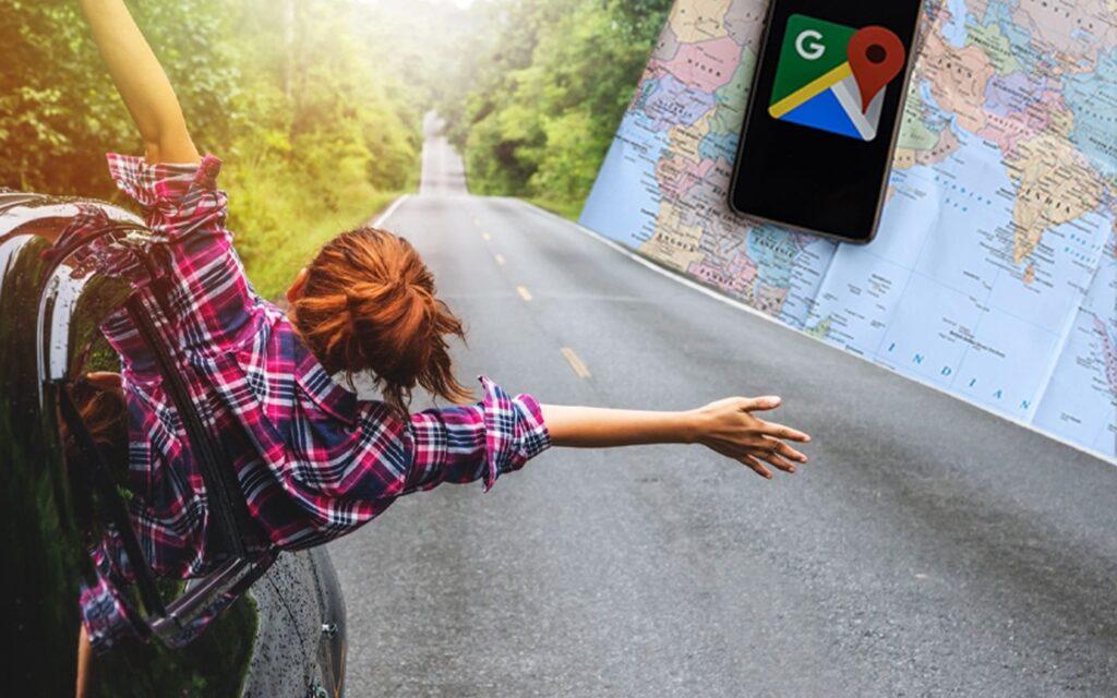 google maps sostenibile