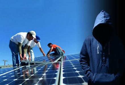 truffa pannelli solari